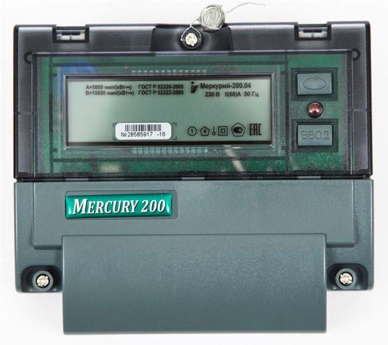 меркурий-200