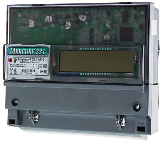 меркурий-231